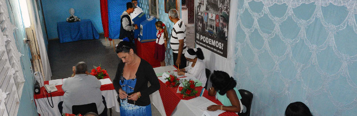 Cuban Elections Marked by Massive Turnout