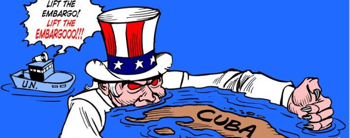 Civil Society Demands an End to the US Blockade against Cuba