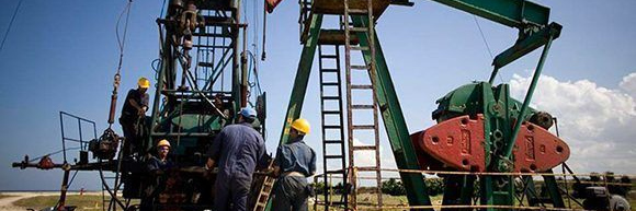 Cubans drill the deepest horizontal oil well in Latin America