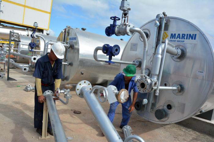 Modern asphalt plant to start operations in Havana