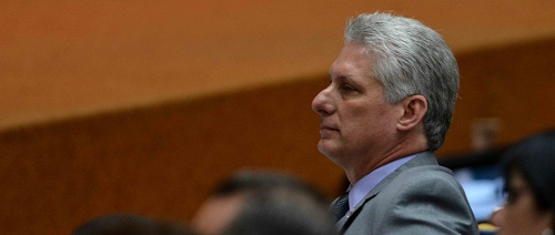 Diaz-Canel nominated to be President of Cuba
