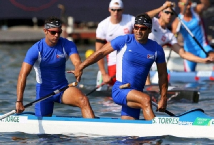 Cuban Canoeist achieves Second Title in the World Cup