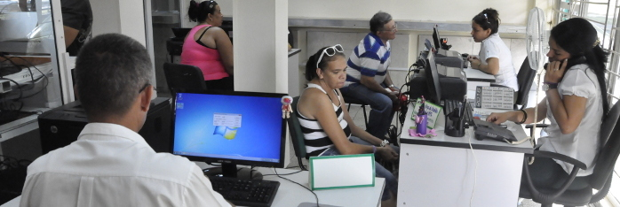 Banco Popular de Ahorro provides warranty and professionalism to the Camagüey´s citizens