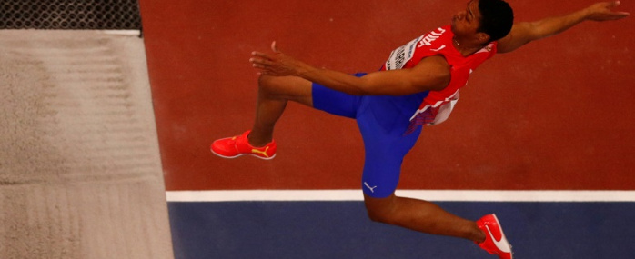 Cuban Echevarria wins Stop of the Diamond League with Astonishing 8.33 Meters
