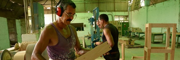 Cuban gov´t allocates one million dollars to update furniture industry