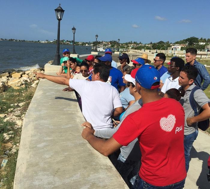Constataron delegados camagüeyanos avances productivos en Nuevitas.