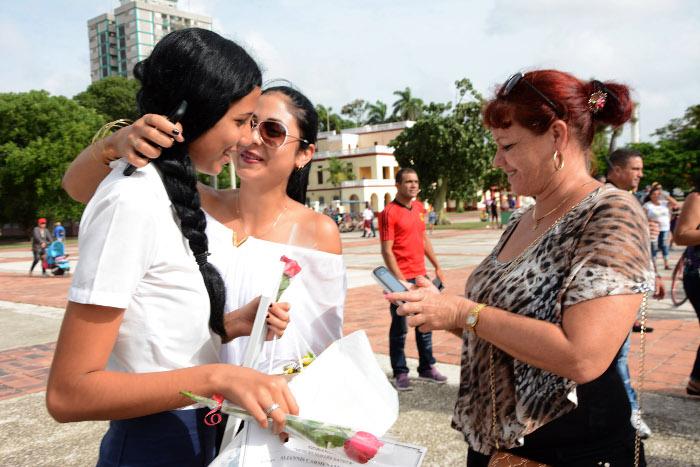 Gradúa Camagüey nuevos maestros para la Educación Preescolar y Primaria