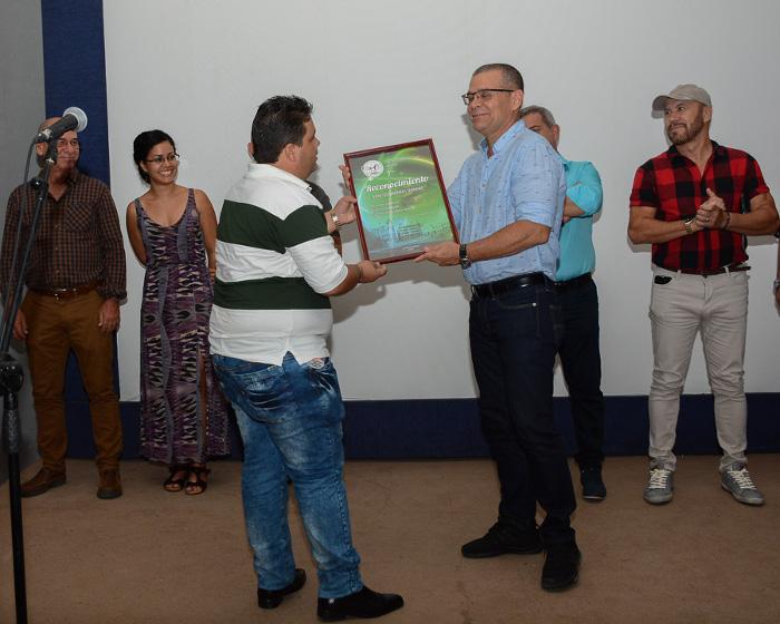Complacidos los camagüeyanos con la presentación del filme Sergio y Sergei (+ Audio)