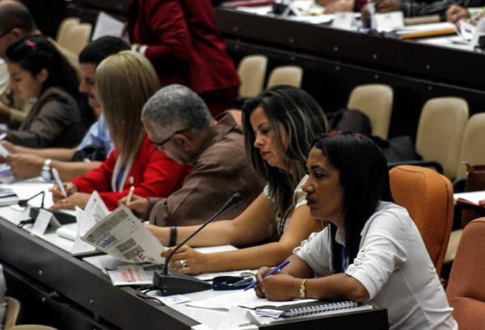 Cuban deputies approve the country's new Council of Ministers