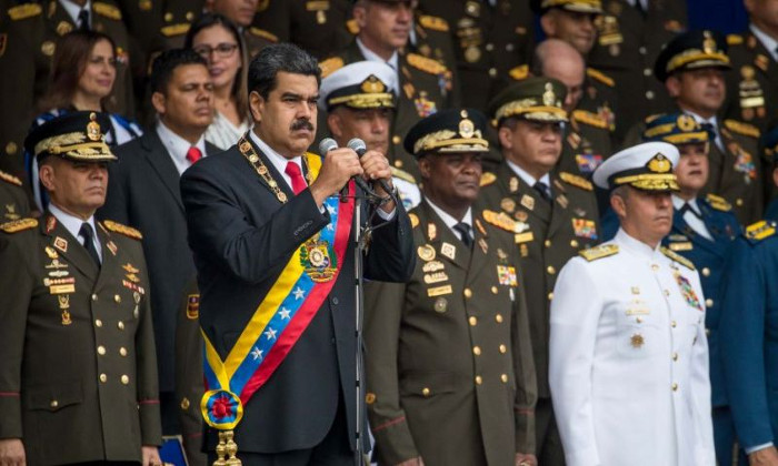 Expresses Cuba Solidarity and Absolute Support to President Maduro