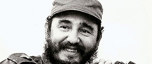 Fidel and the strides of the time