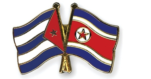 Cuban First VP receives North Korean top official