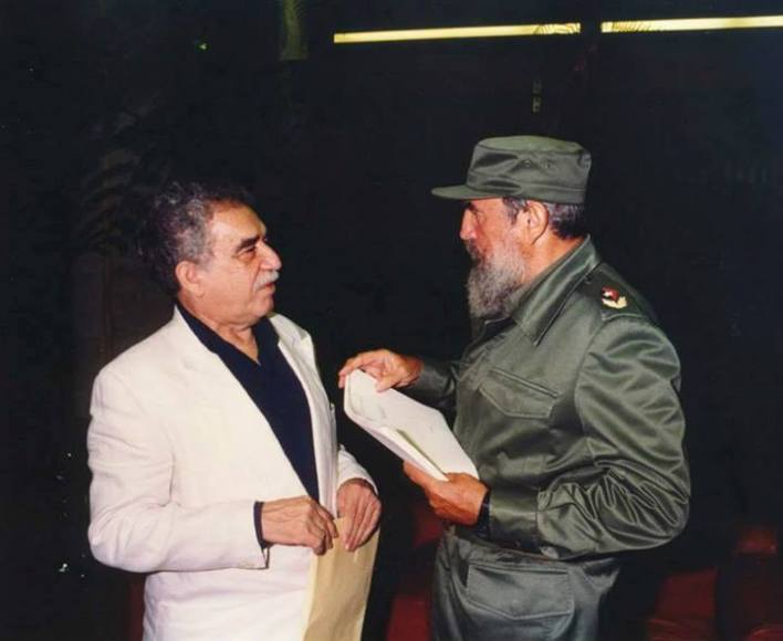 García Márquez saw Fidel for the first time in Camagüey
