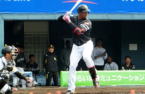 Cuban Gracial continues on fire in the Japanese Baseball