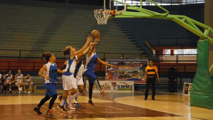Camagüeyanas sin victorias en Torneo nacional de ascenso del Baloncesto cubano