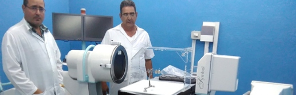Camagüey improves radiotherapy service for oncological patients