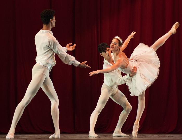 Abre esta noche ciclo de funciones por aniversario 51 del Ballet de Camagüey