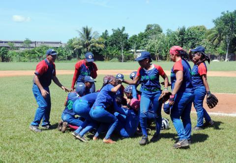 Camagüeyanas en preselección nacional para lid femenina de Béisbol en Panamericanos 2019