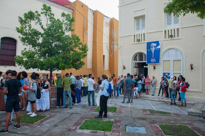 En Camagüey la escena sigue viva (+ Audio)