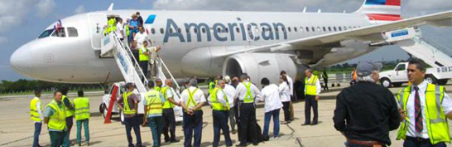 American Airlines sign new contract with Cuban tourism enterprise