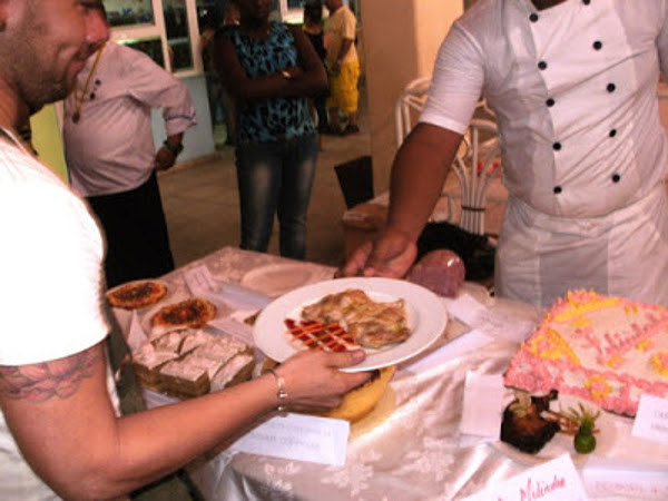 Cuisine of the Camagüey to 5th National Convention of Culinary