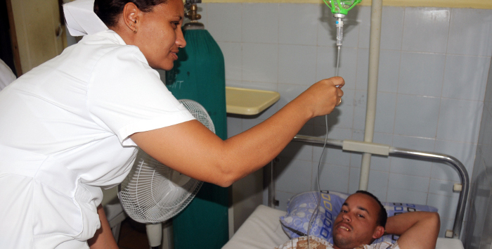 Camagüey´s citizens propitiates health in more than 40 nations