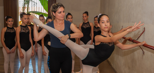 Camagüey´s dancer will teach ballet in an international event