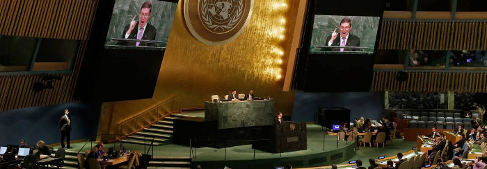 Cuban hands the US another overwhelming defeat at UN
