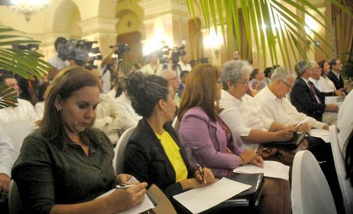 U.S. Congressman recognizes potentialities of Cuban market