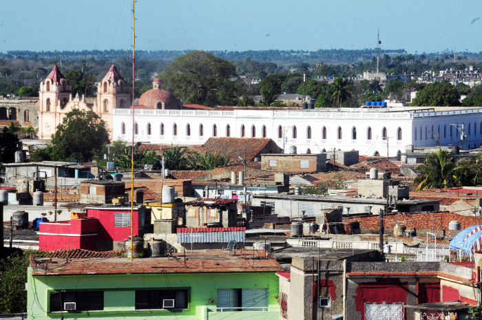 Camagüey, System of Physical Planning, houses construction