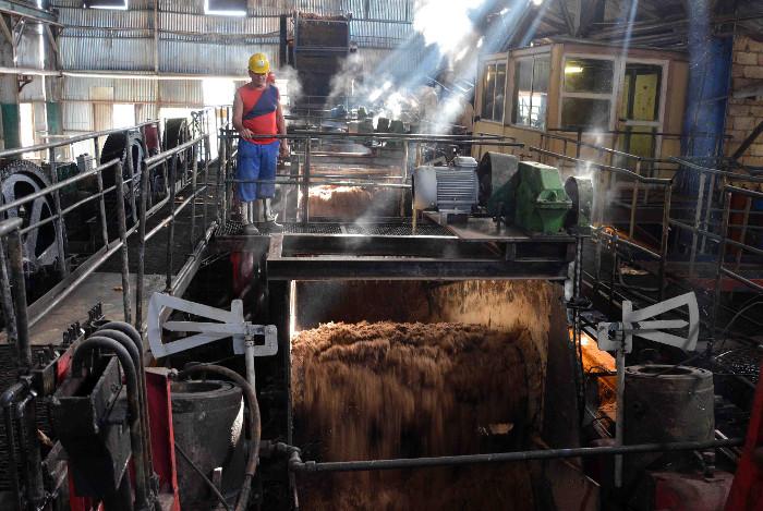 Por el central Siboney arrancó hoy la zafra azucarera en Camagüey (+ Fotos y Post)