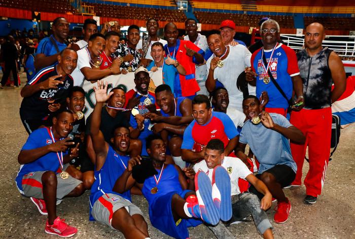 Dainier Peró se lleva las palmas de noviembre entre deportistas camagüeyanos