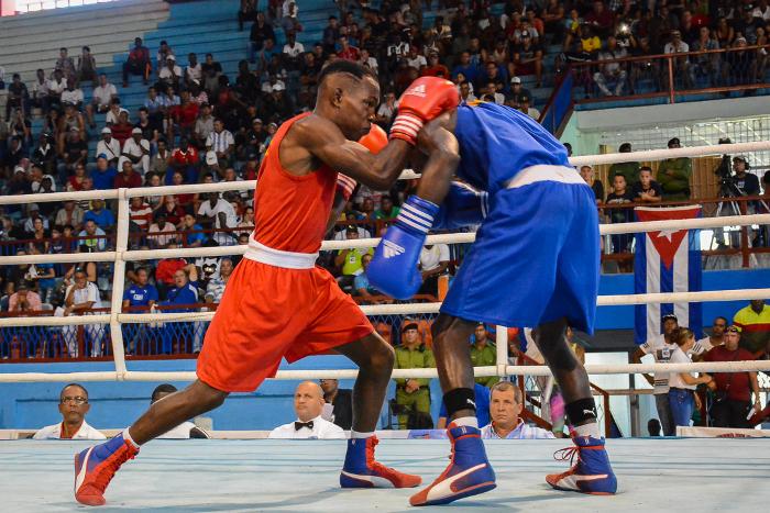 Arce, de Camagüey, el más combativo del Torneo Nacional de Boxeo Playa Girón