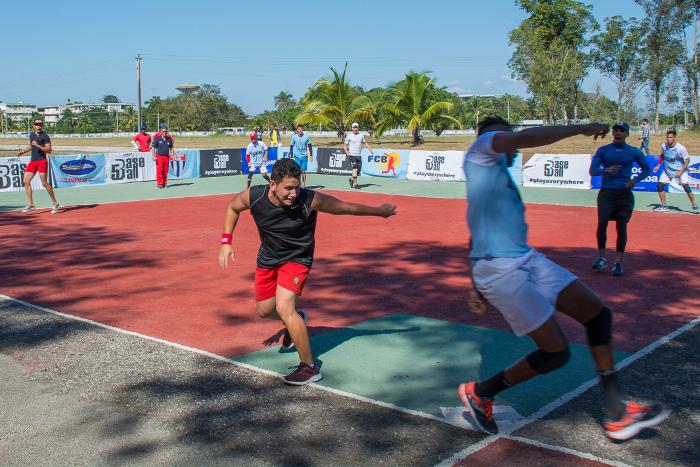 Se juega en Camagüey final del Primer Campeonato Nacional de Béisbol Cinco