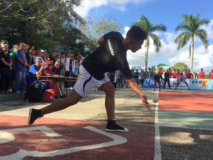 Ganó La Habana primer  torneo nacional de Béisbol Cinco, jugado en Camagüey