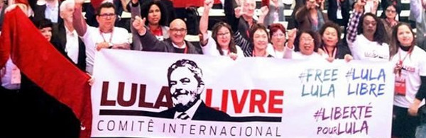 Lula congreso sindical internacional