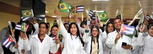 Over 4 thousand Cuban doctors already arrived from Brazil