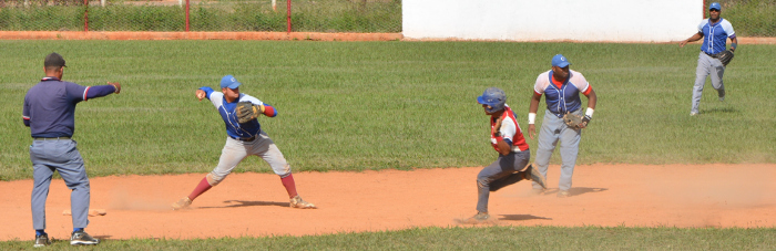 Wolves howl for the ninth time in Camagüey's baseball