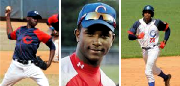 Announces Cuban Baseball Federation 34-player list for possible contracts with MLB