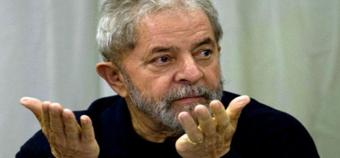 Lula da Silva addresses supporters on first anniversary of imprisonment