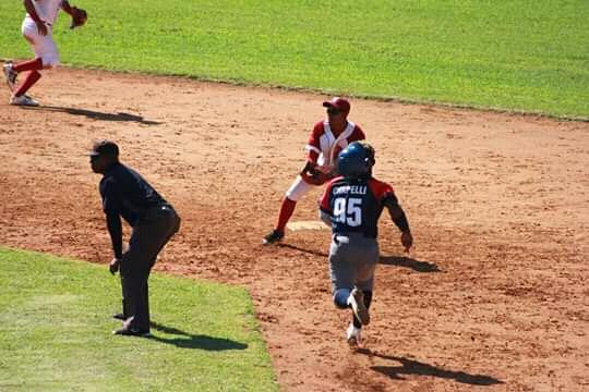 Con batazo del novato Chapellí Camagüey logra primer triunfo en lid de Béisbol