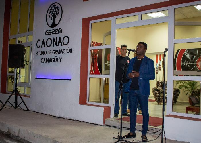 En fase de pruebas en Camagüey Estudio de grabaciones Caonao (+Fotos)