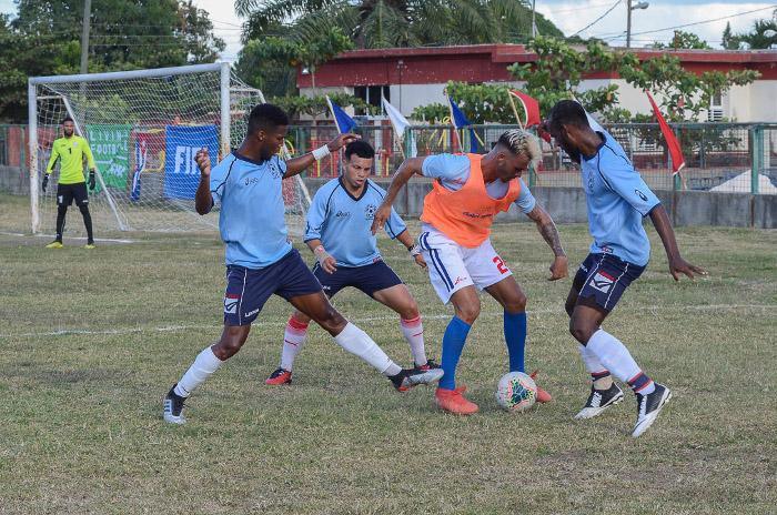 Eliminado Camagüey en el campeonato cubano de Fútbol