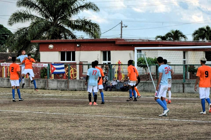 Camagüey consiguió empate ante Santi Spíritus en Torneo cubano de Fútbol