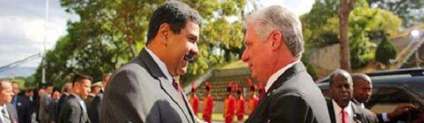 Diaz-Canel to attend Nicolás Maduro's inauguration