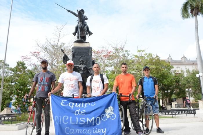 Ciclistas camagüeyanos por mejorar su ubicación en Clásico Nacional de Ruta