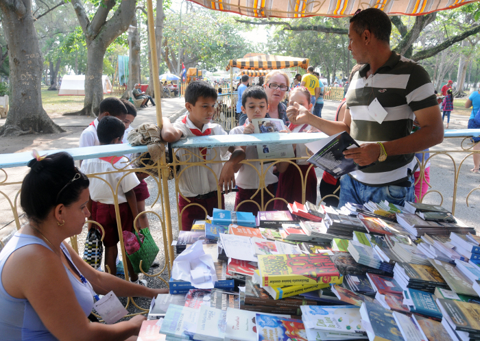 Varied proposals in Camagüey edition of the International Book Fair