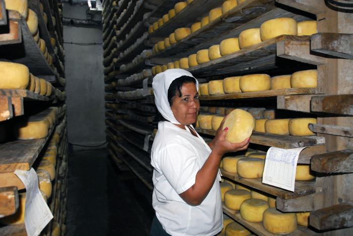 Ratifican en fábrica de quesos de Sibanicú compromiso con legado de Fidel