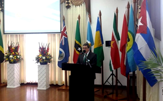 Cuban FM leads delegation to VI CARICOM-Cuba Ministerial Meeting