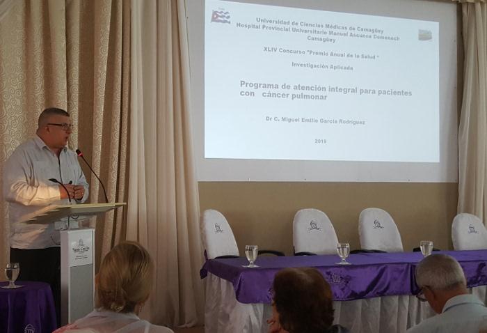 Premian en Camagüey las mejores investigaciones en Salud